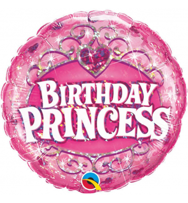 Birthday Princess 45 cm